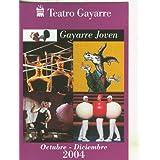 Postal 5635 : Propaganda de Teatro Gayarre-Pamplona, octubre/diciembre 2004