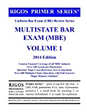img - for Rigos Primer Series Uniform Bar Exam (UBE) Review Series Multistate Bar Exam (MBE) Volume 1 2014 Edition (Multistate Bar Exam (MBE) 2013 Review) book / textbook / text book