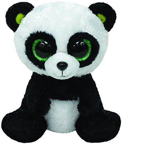 Ty Beanie Boos - Bamboo - Panda - 1