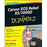 Canon EOS Rebel XS/1000D For Dummiesby Julie Adair King