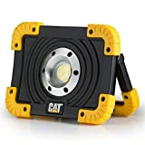 CAT 324122 Rechargeable LED Work Light (Color: Charcoal Black, Tamaño: O/S)