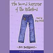 The Second Summer of the Sisterhood   Ann Brashares