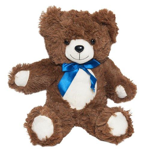 Dark Brown Bear - 15 inch size