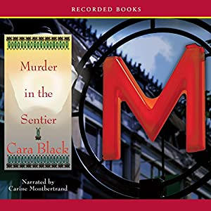 Murder in the Sentier Audiobook