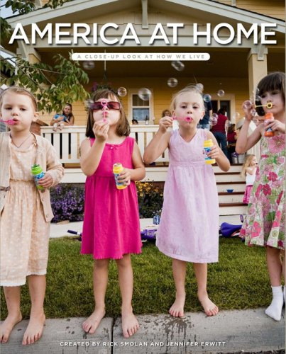America at Home, edited by Rick Smolan