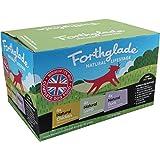Forthglade Natural Lifestage Adult Multicase, 395 g, Pack of 12