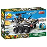 COBI Small Army Wolverine 100 Piece Building Block Set
