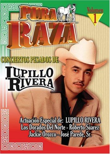 Lupillo Rivera, Vol. 1: Pura Raza -