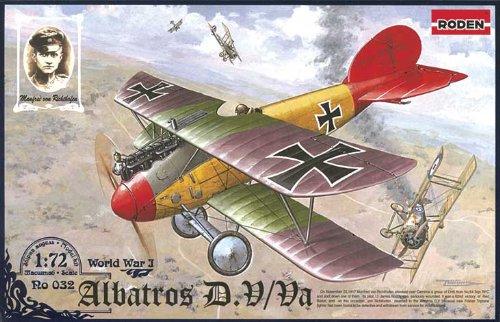 Albatros D.Va 1/72 Roden - 1
