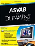 img - for ASVAB For Dummies, Premier Plus (with Free Online Practice Tests) book / textbook / text book