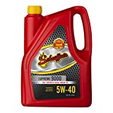 Schaeffer Manufacturing Co. 9000-006S Supreme 9000 Full Synthetic Engine Oil 5W-40, 1 gallon