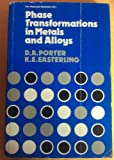 Phase Transformation in Metals and Alloys (0442304404) by Porter, David