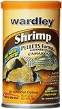 Wardley Shrimp Pellets, 4-1/2-Ounce
