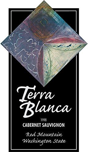 1998 Terra Blanca Estate Red Mountain Cabernet Sauvignon 750 Ml