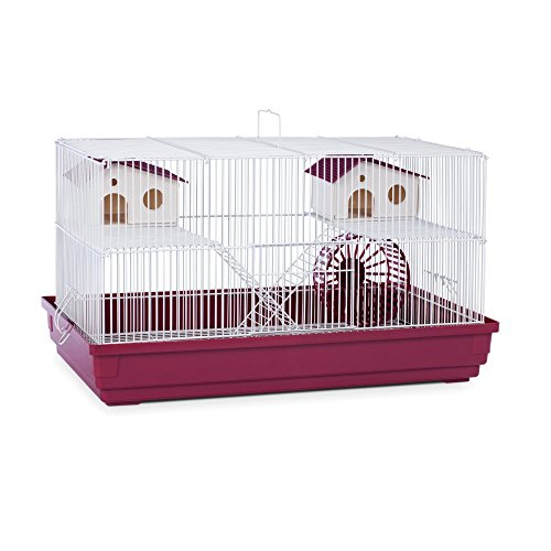 Prevue Hendryx Deluxe Hamster and Gerbil Cage 51fAB07bpZL