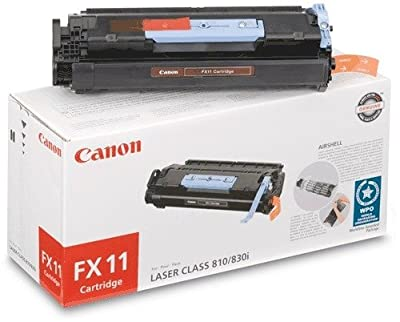Canon FX-11 Black Toner Cartridge For LaserClass 810 and 830 Machines