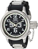 Invicta Men's 4578 Russian Diver Collection Quinotaur Chronograph Watch from Invicta