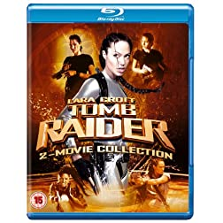 Tomb Raider 1 & 2 [Blu-ray]