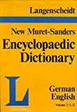 img - for Langenscheidt's German-English Encyclopaedic Dictionary: L-Z book / textbook / text book