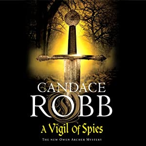 A Vigil of Spies Audiobook