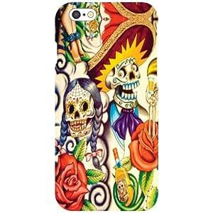 I Phone 6 Devil Matte Finish Phone Cover - Matte Finish Phone Cover