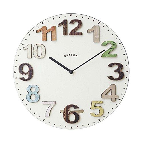 インターフォルム(INTERFORM INC.) 掛け時計 Berm-grande- - ベルム グランデ - CL-9597 CL-9597