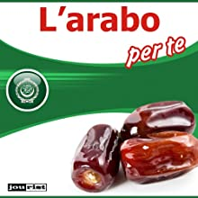 L'arabo per te Audiobook by  div. Narrated by  div.