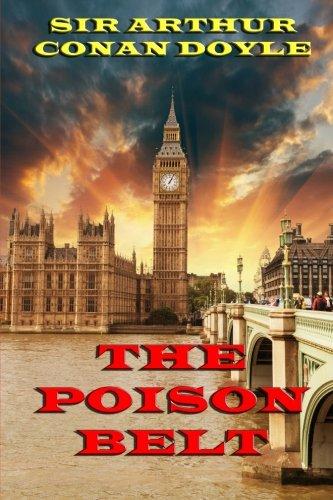 The Poison Belt: Volume 2 (Professor Challenger)