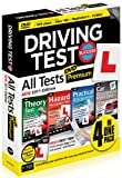 Driving Test Success All Tests DVD Premium 2011 Edition for DVD player or DVD compatible games console (Interactive DVD)