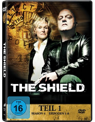 The Shield - Season 4, Vol.1 [2 DVDs]
