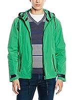 Trussardi Jeans Chaqueta (Verde)