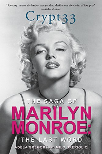 Crypt 33: The Saga of Marilyn Monroe