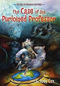The Case Of The Purloined Professor by Judy Cox ebook deal