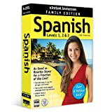 Instant Immersion Spanish Family Edition Levels 1,2,3