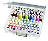 Art Bin Super Satchel Box with Removable Thread Trays