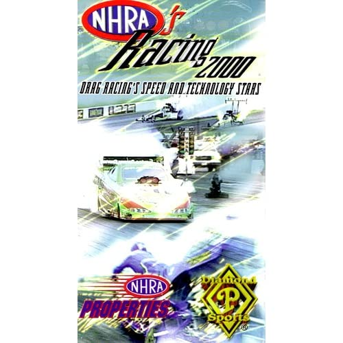 NHRA s Racing 2000 movie