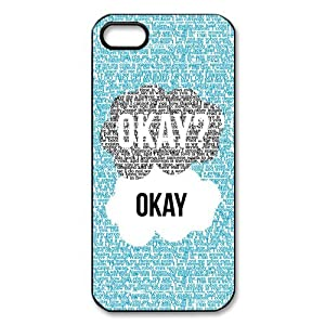 the fault in our stars iphone 5s case cover snapon hard