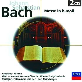 J.S. Bach: Mass in B minor, BWV 232 - Kyrie - Kyrie eleison