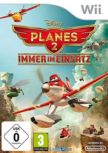 Planes 2: Immer im Einsatz!