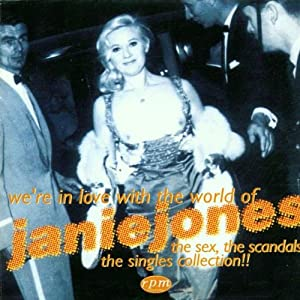 I'm in Love With the World of Janie Jones