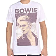 David Bowie – Smoking T-Shirt, small
