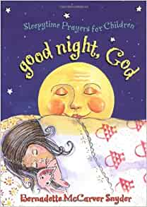 Night time books for babies