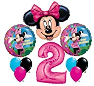 Minnie Mouse #2 2nd Second Happy Birt…