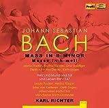 J.S.バッハ : ミサ曲 ロ短調 BWV232 他 (Johann Sebastian Bach : Mass in B Minor (Messe in h-moll) | Herz und Mund und Tat und Leben BWV 147 / Karl Richter) (3CD Box) [輸入盤] - Box Set