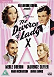 The Divorce Of Lady X [DVD] [1938]