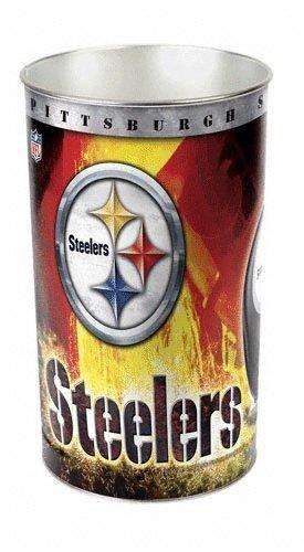 Pittsburgh Steelers WinCraft NFL Wastebasket