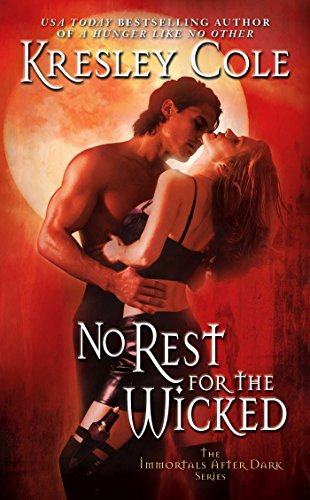 No Rest for the Wicked (Immortals After Dark, Book 2) (After Dark 2 compare prices)