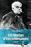 img - for Un brelan d'excommuni s (French Edition) book / textbook / text book