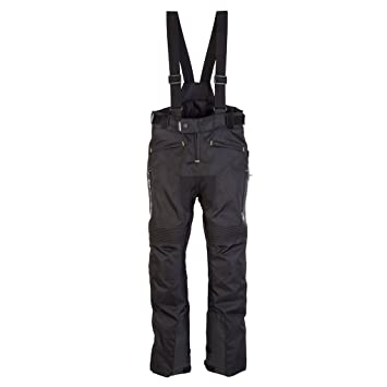 Nouveau Spada moto Textile Attitude de pantalons enfants noir