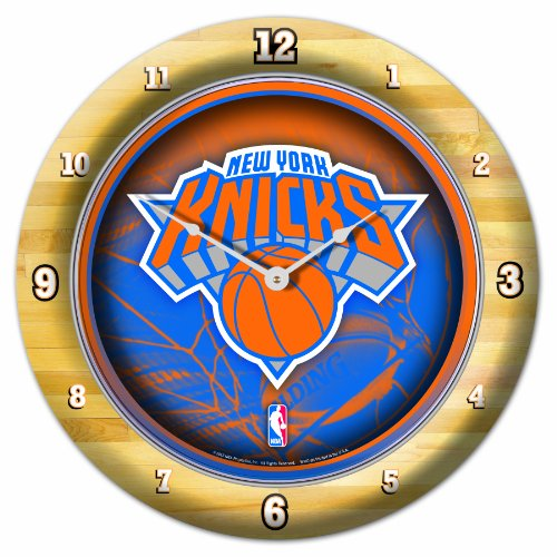 NBA New York Knicks Game Time Clock
